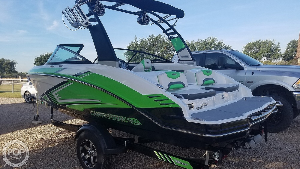 2017 Chaparral boat for sale, model of the boat is 203 VRX & Image # 11 of 40