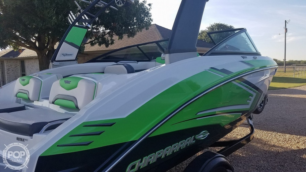 2017 Chaparral boat for sale, model of the boat is 203 VRX & Image # 22 of 40