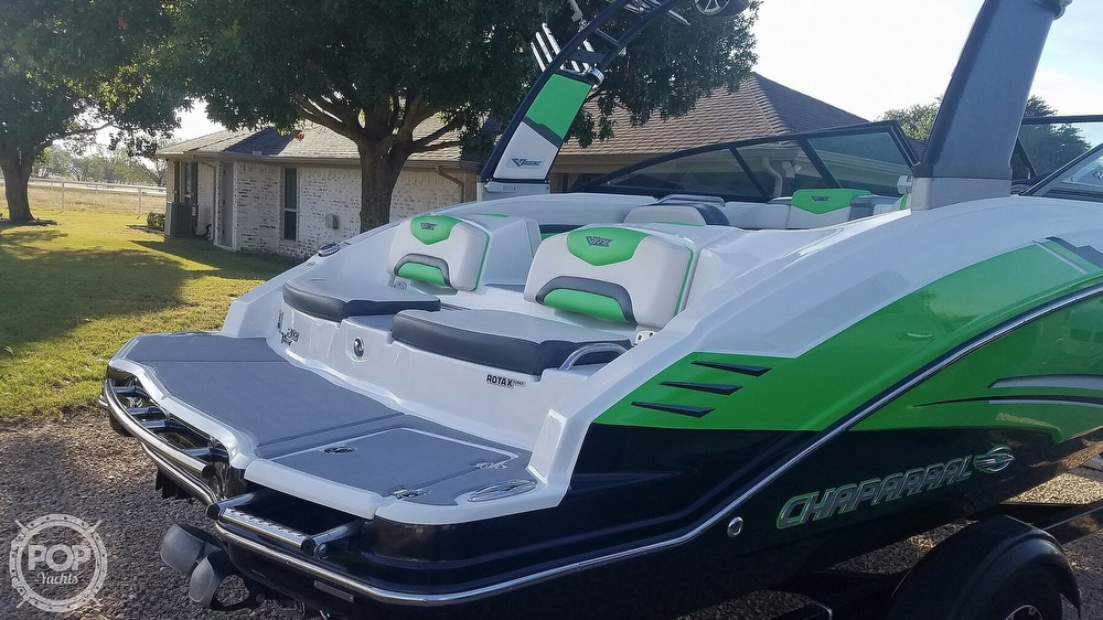 2017 Chaparral boat for sale, model of the boat is 203 VRX & Image # 23 of 40