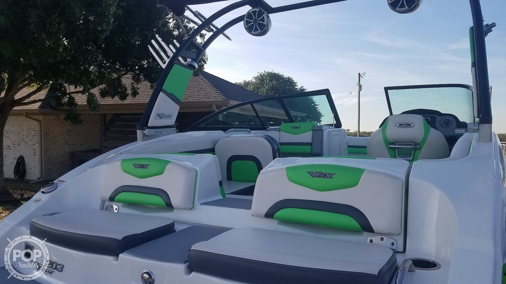 2017 Chaparral boat for sale, model of the boat is 203 VRX & Image # 25 of 40