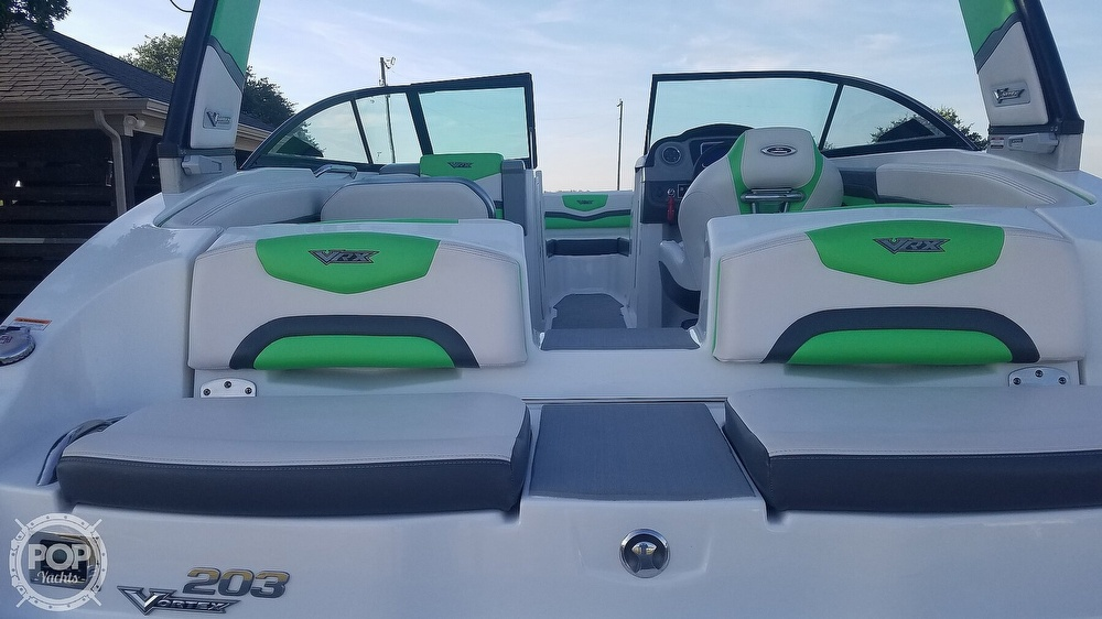 2017 Chaparral boat for sale, model of the boat is 203 VRX & Image # 26 of 40