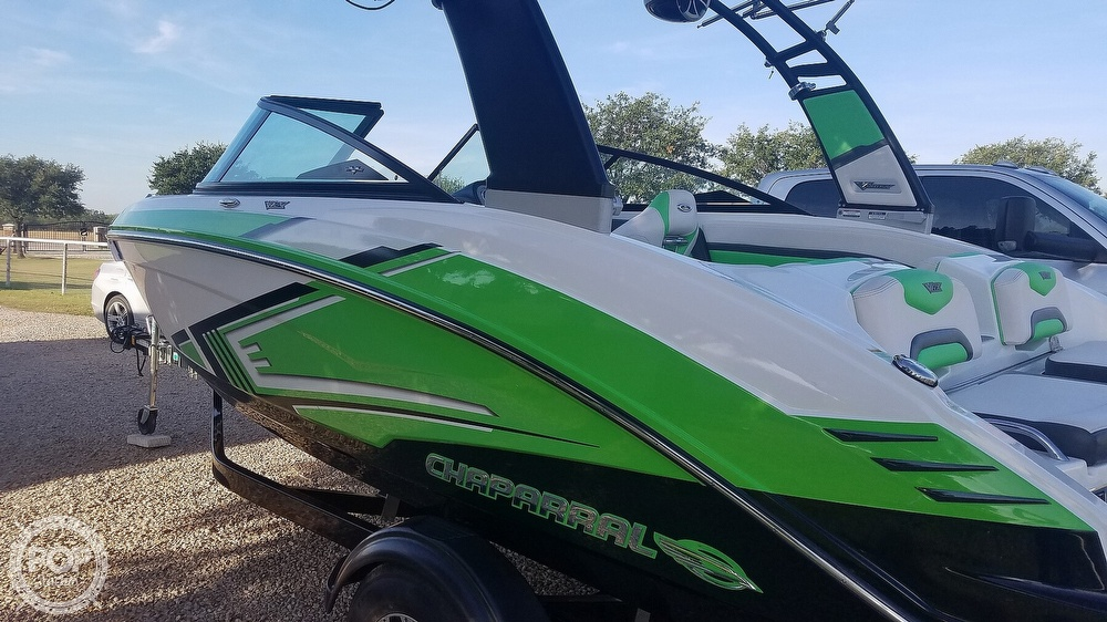 2017 Chaparral boat for sale, model of the boat is 203 VRX & Image # 33 of 40