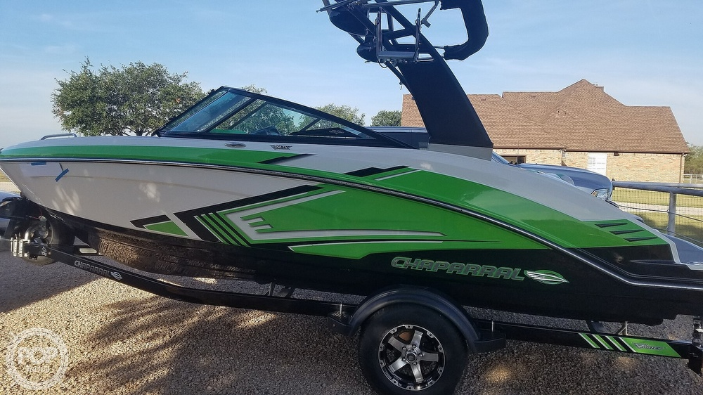 2017 Chaparral boat for sale, model of the boat is 203 VRX & Image # 35 of 40