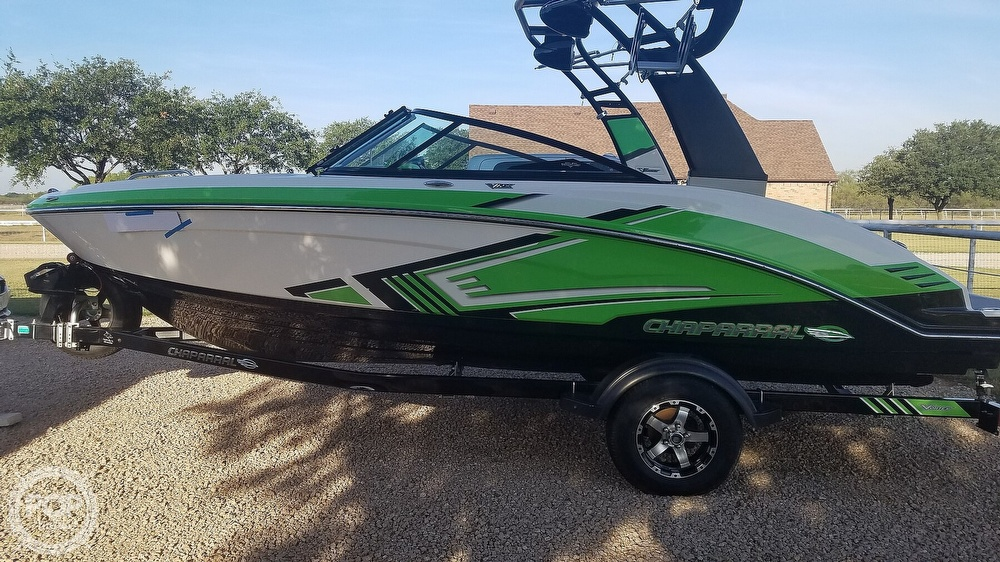 2017 Chaparral boat for sale, model of the boat is 203 VRX & Image # 36 of 40