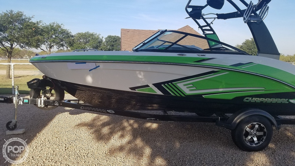 2017 Chaparral boat for sale, model of the boat is 203 VRX & Image # 37 of 40