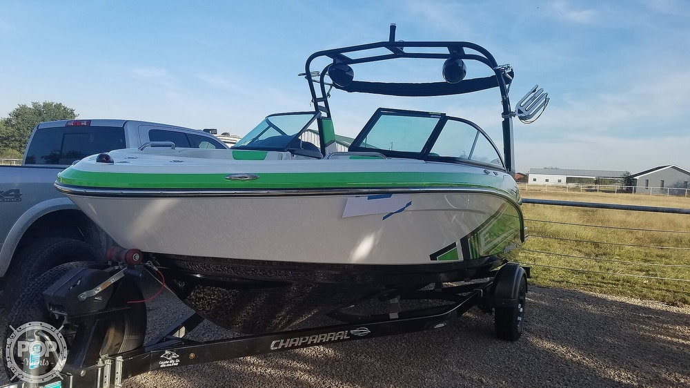 2017 Chaparral boat for sale, model of the boat is 203 VRX & Image # 40 of 40