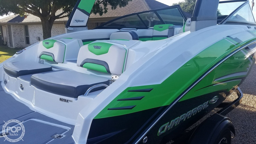 2017 Chaparral boat for sale, model of the boat is 203 VRX & Image # 3 of 40