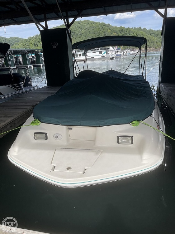 1998 Sea Ray boat for sale, model of the boat is 240 Sundeck & Image # 7 of 40