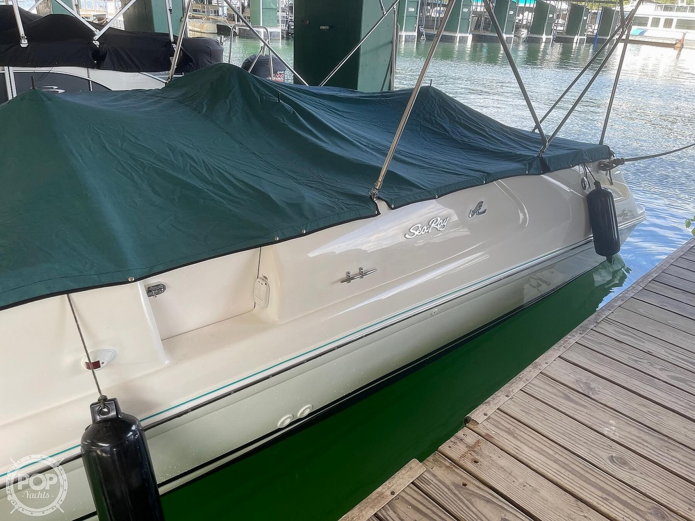 1998 Sea Ray boat for sale, model of the boat is 240 Sundeck & Image # 10 of 40