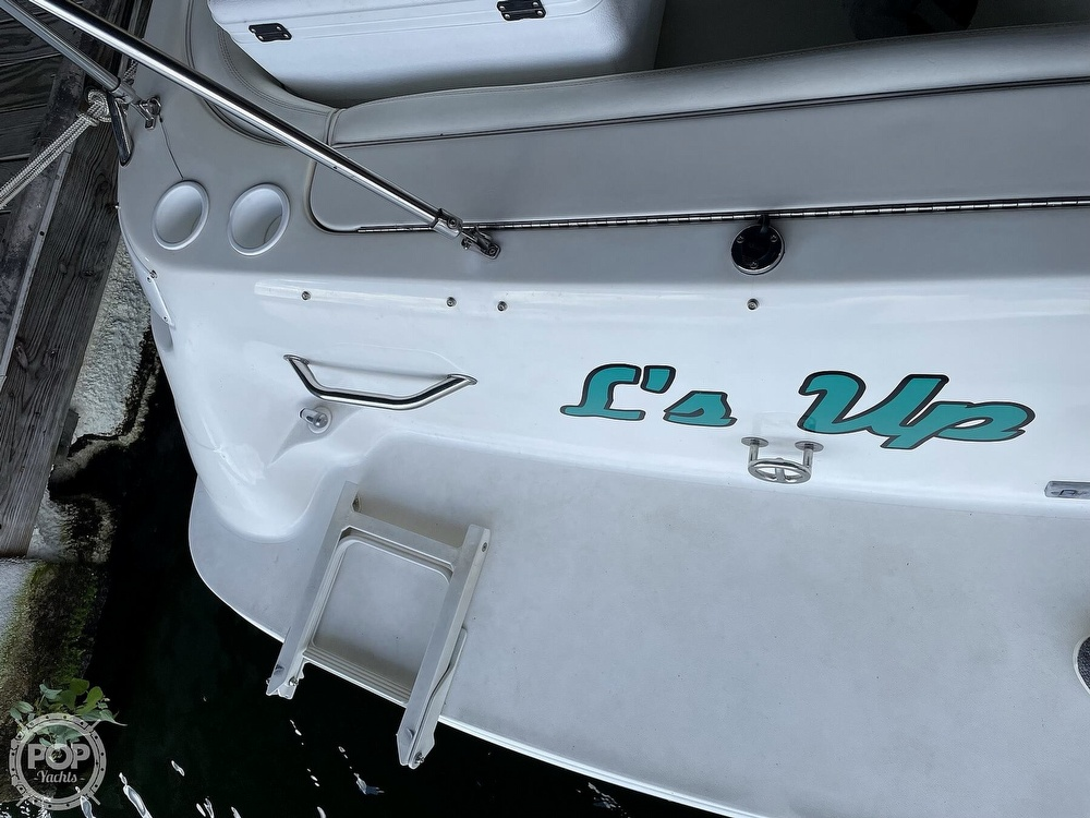 1998 Sea Ray boat for sale, model of the boat is 240 Sundeck & Image # 24 of 40