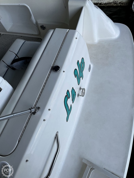 1998 Sea Ray boat for sale, model of the boat is 240 Sundeck & Image # 25 of 40