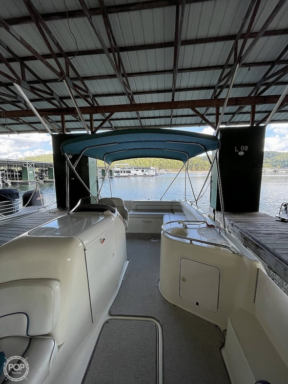 1998 Sea Ray boat for sale, model of the boat is 240 Sundeck & Image # 38 of 40