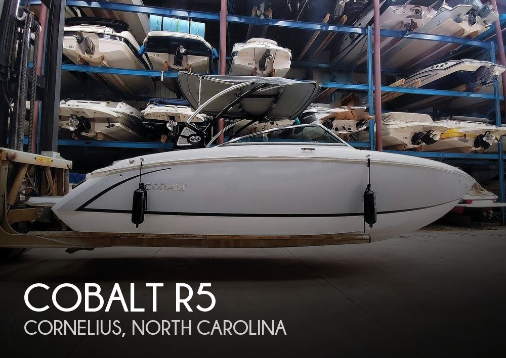 2020 Cobalt boat for sale, model of the boat is R5 & Image # 1 of 7
