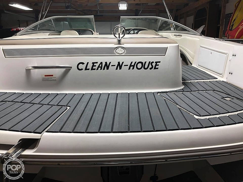 2002 Cobalt boat for sale, model of the boat is 226 & Image # 4 of 40