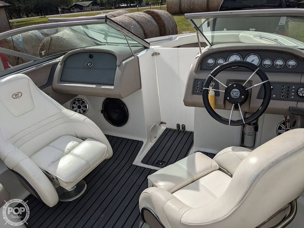 2002 Cobalt boat for sale, model of the boat is 226 & Image # 11 of 40