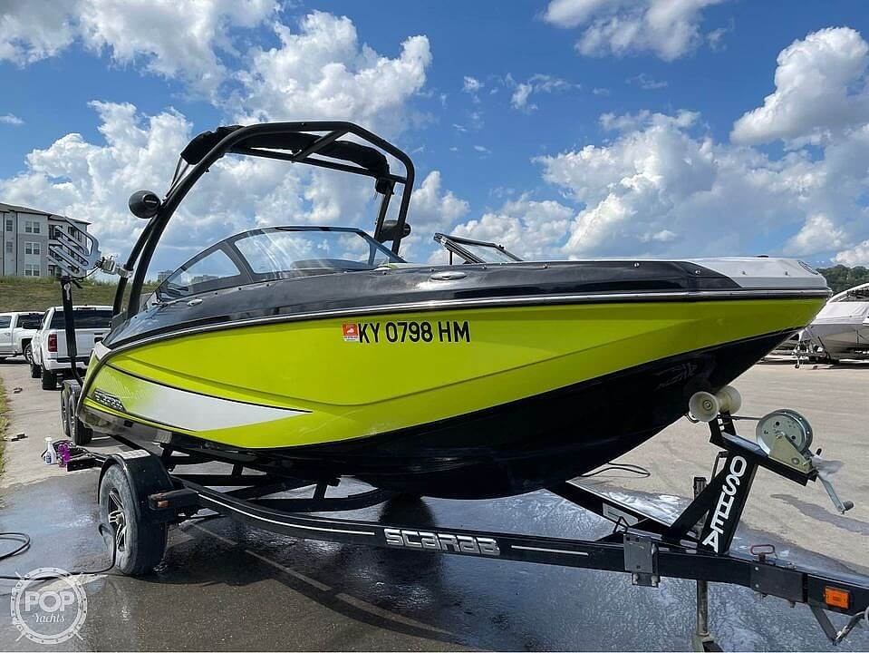 2014 Scarab boat for sale, model of the boat is 195 Ho Impulse & Image # 2 of 20