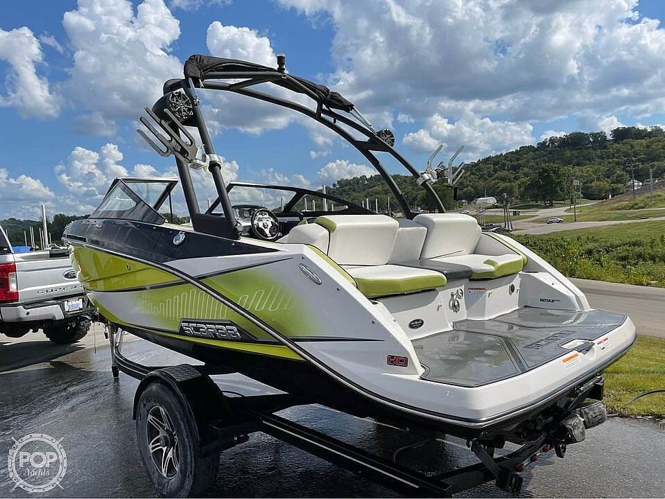 2014 Scarab boat for sale, model of the boat is 195 Ho Impulse & Image # 3 of 20