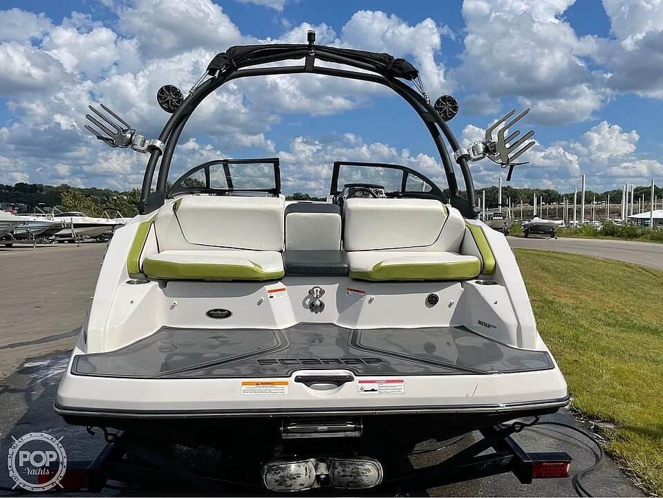 2014 Scarab boat for sale, model of the boat is 195 Ho Impulse & Image # 4 of 20