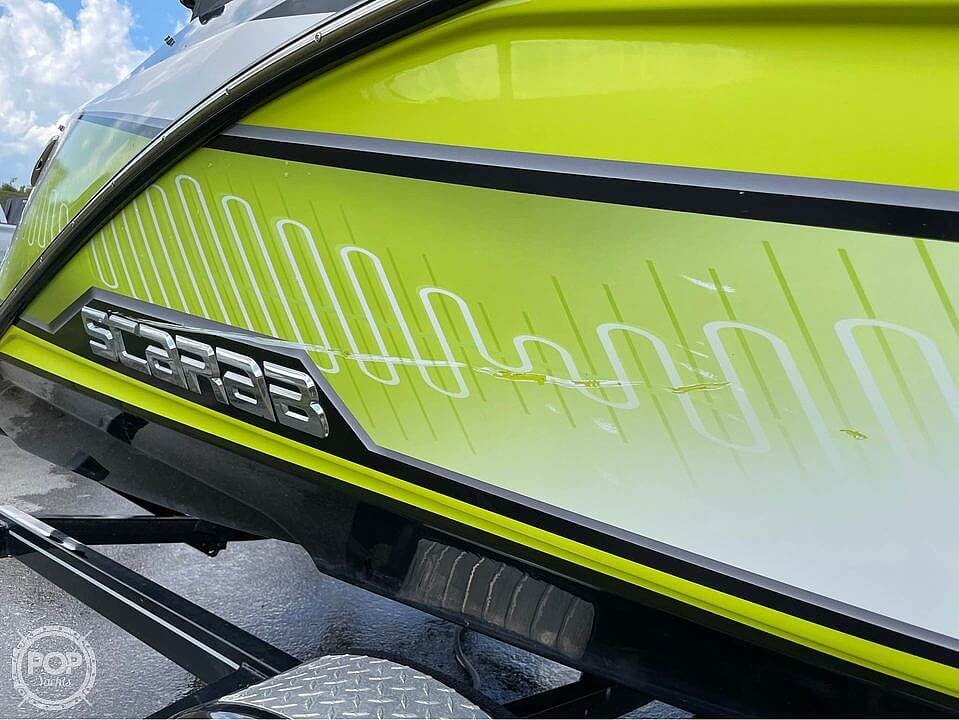 2014 Scarab boat for sale, model of the boat is 195 Ho Impulse & Image # 14 of 20
