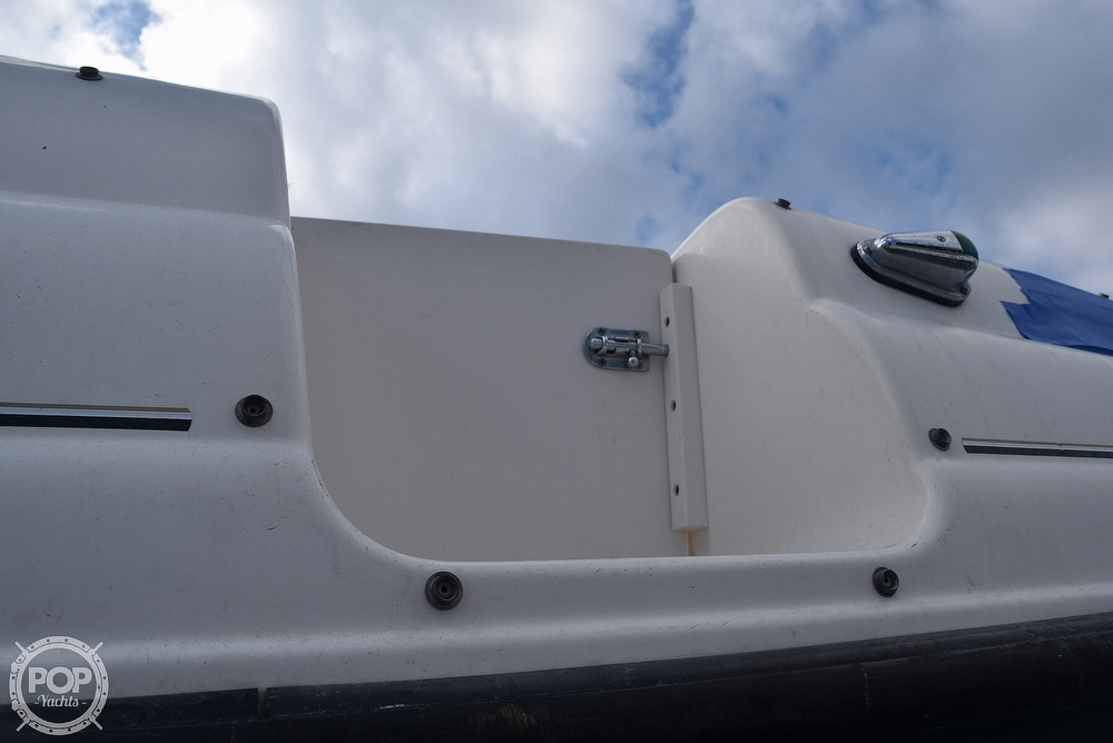 1999 Chaparral boat for sale, model of the boat is 233 Sunesta Limited Edition & Image # 26 of 40