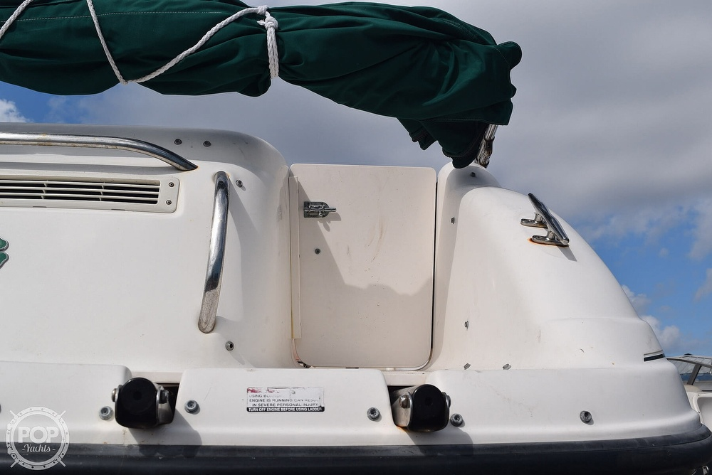 1999 Chaparral boat for sale, model of the boat is 233 Sunesta Limited Edition & Image # 39 of 40