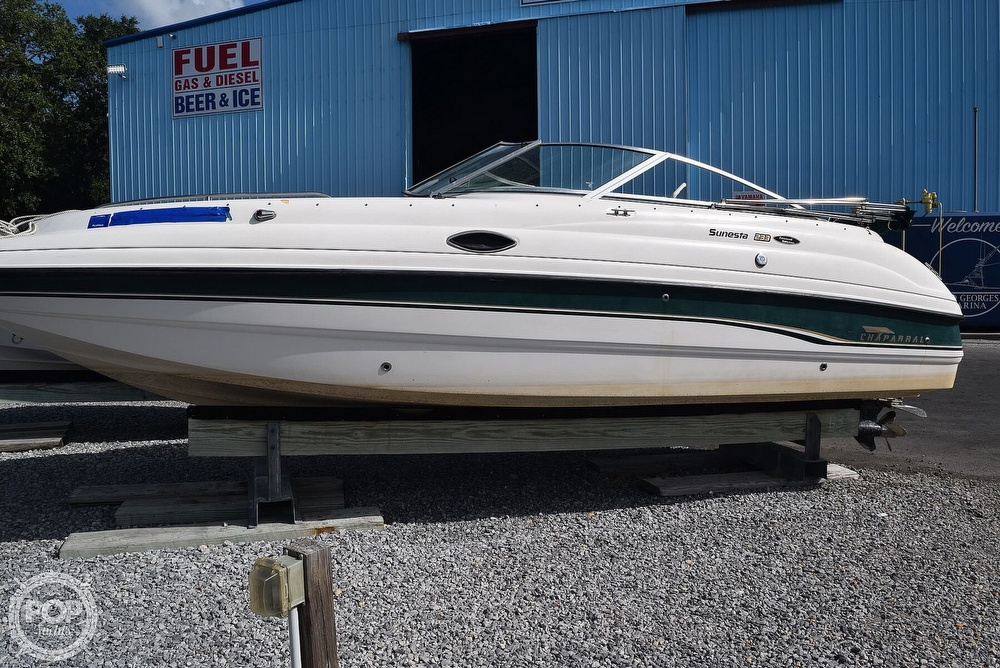 1999 Chaparral boat for sale, model of the boat is 233 Sunesta Limited Edition & Image # 9 of 40