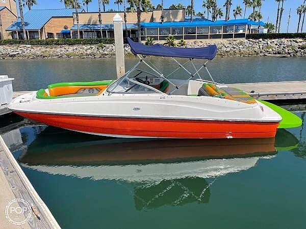 2014 Bayliner boat for sale, model of the boat is 215DB & Image # 4 of 40