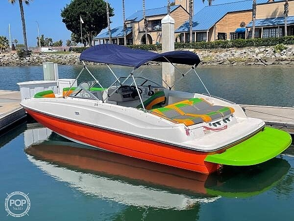 2014 Bayliner boat for sale, model of the boat is 215DB & Image # 2 of 40