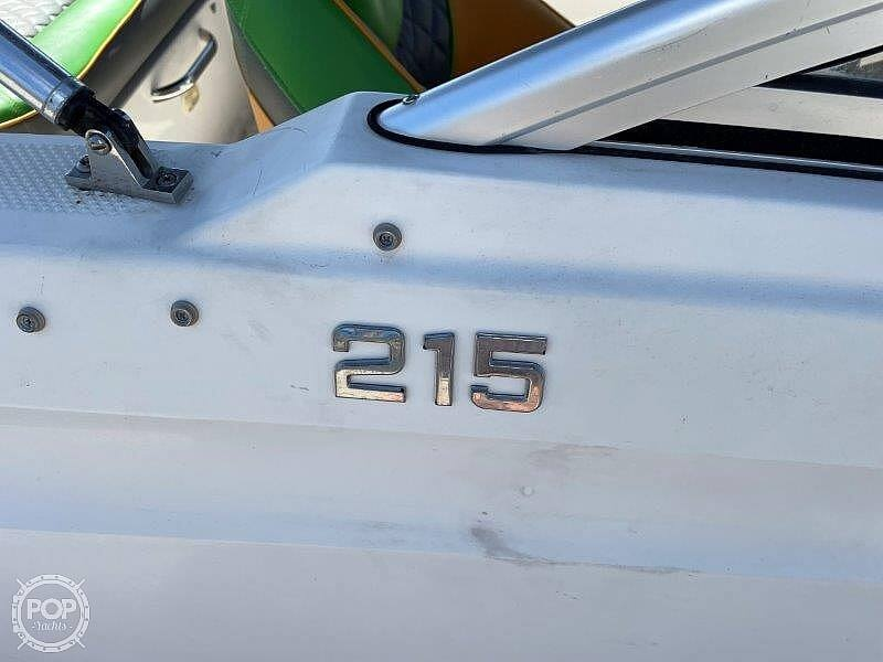 2014 Bayliner boat for sale, model of the boat is 215DB & Image # 12 of 40