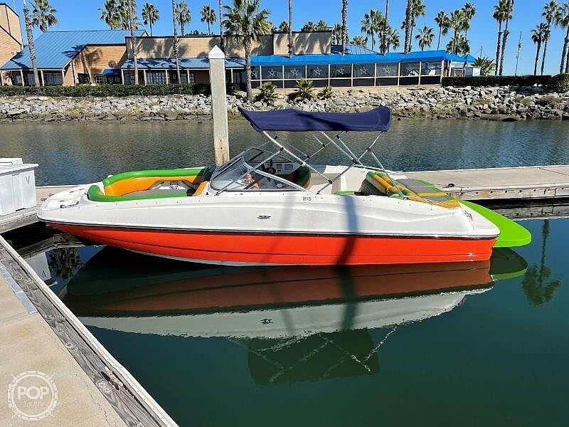 2014 Bayliner boat for sale, model of the boat is 215DB & Image # 15 of 40