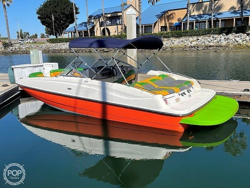 2014 Bayliner boat for sale, model of the boat is 215DB & Image # 16 of 40