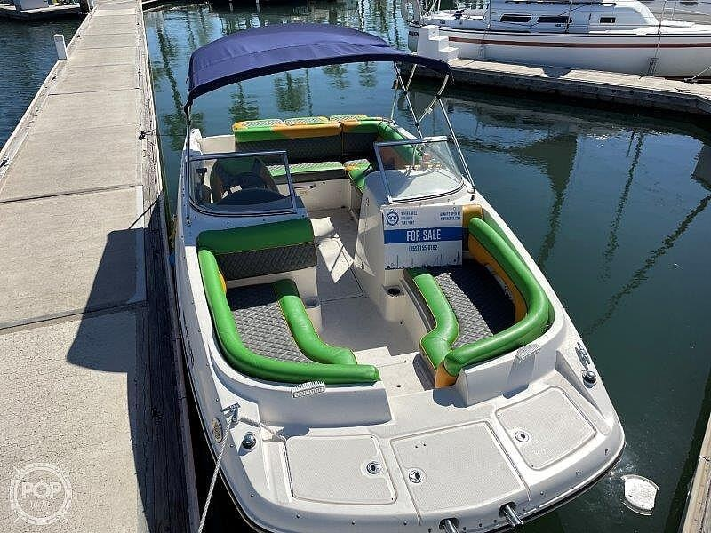 2014 Bayliner boat for sale, model of the boat is 215DB & Image # 21 of 40