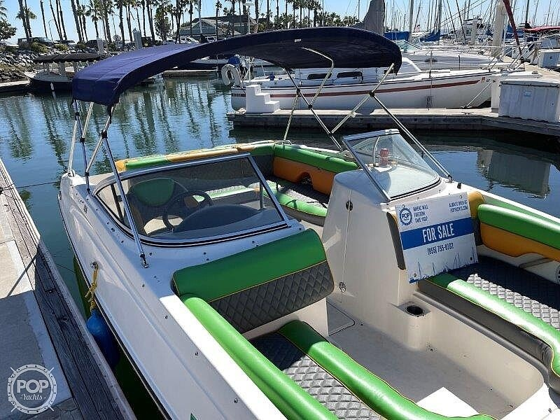 2014 Bayliner boat for sale, model of the boat is 215DB & Image # 24 of 40