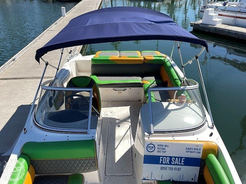 2014 Bayliner boat for sale, model of the boat is 215DB & Image # 26 of 40