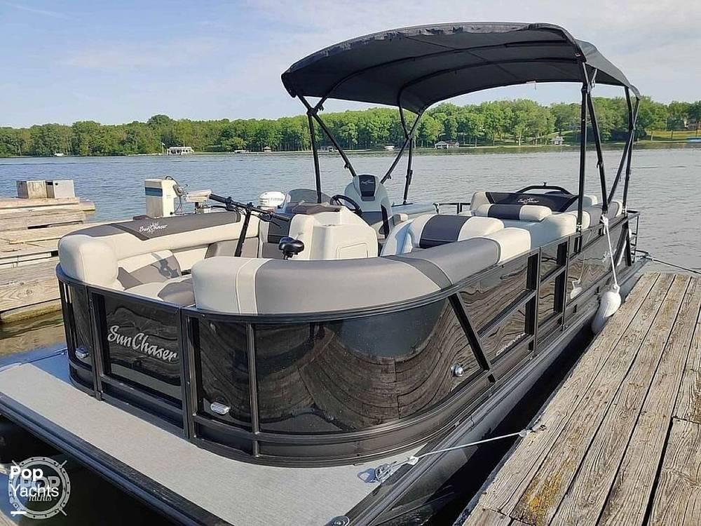 2021 SunChaser boat for sale, model of the boat is 22SB Geneva & Image # 5 of 26