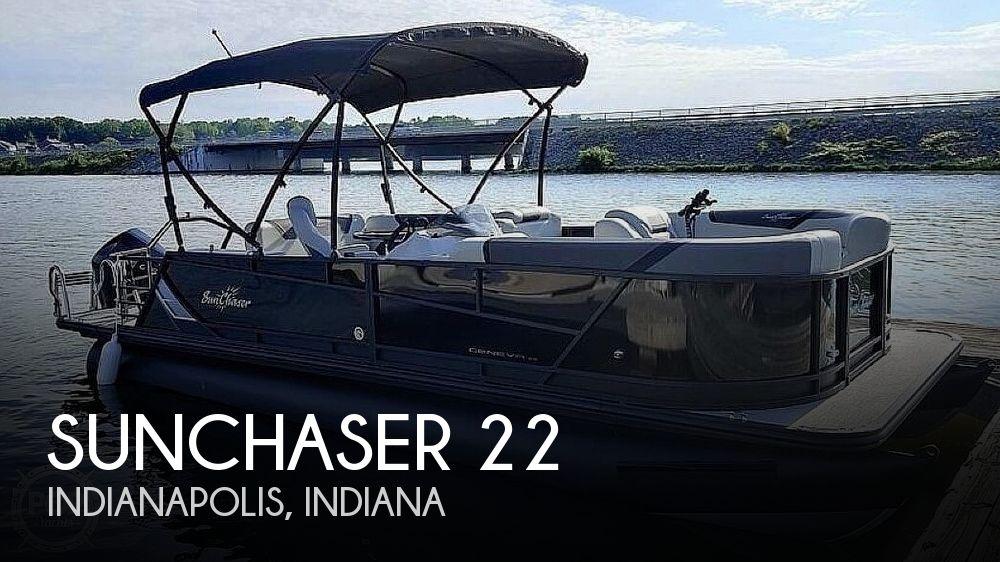 2021 SunChaser boat for sale, model of the boat is 22SB Geneva & Image # 1 of 26