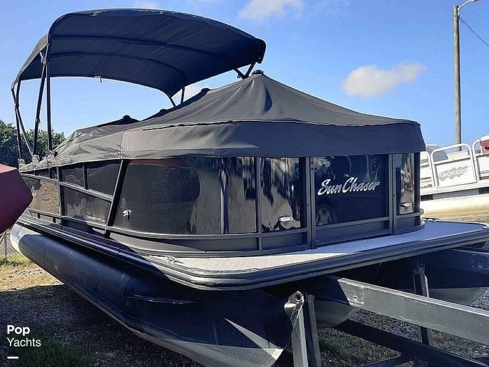 2021 SunChaser boat for sale, model of the boat is 22SB Geneva & Image # 15 of 26
