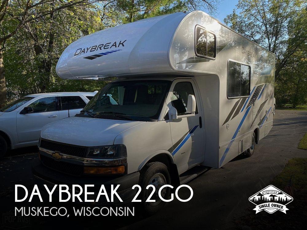 2021 Thor Motor Coach Daybreak 22GO