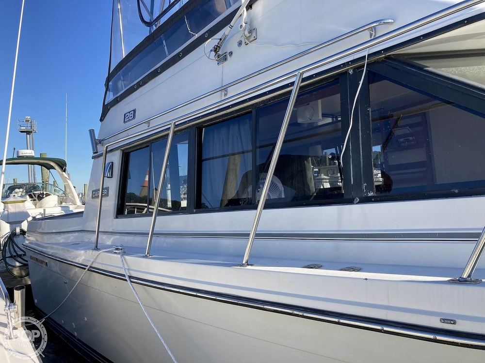 1988 Carver boat for sale, model of the boat is 2827 Mariner & Image # 11 of 40