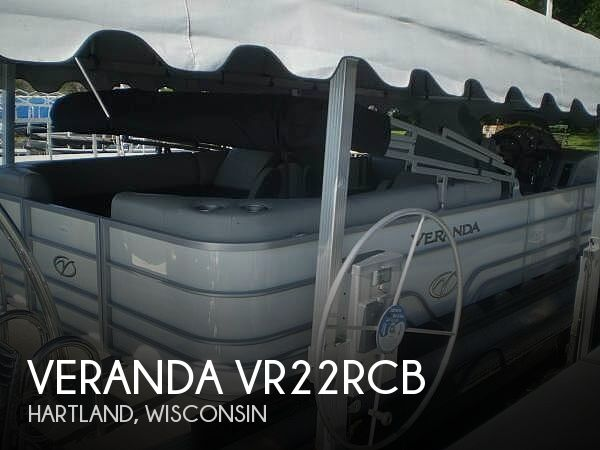 Used Boats For Sale in Milwaukee, Wisconsin by owner | 2018 Veranda VR22RCB