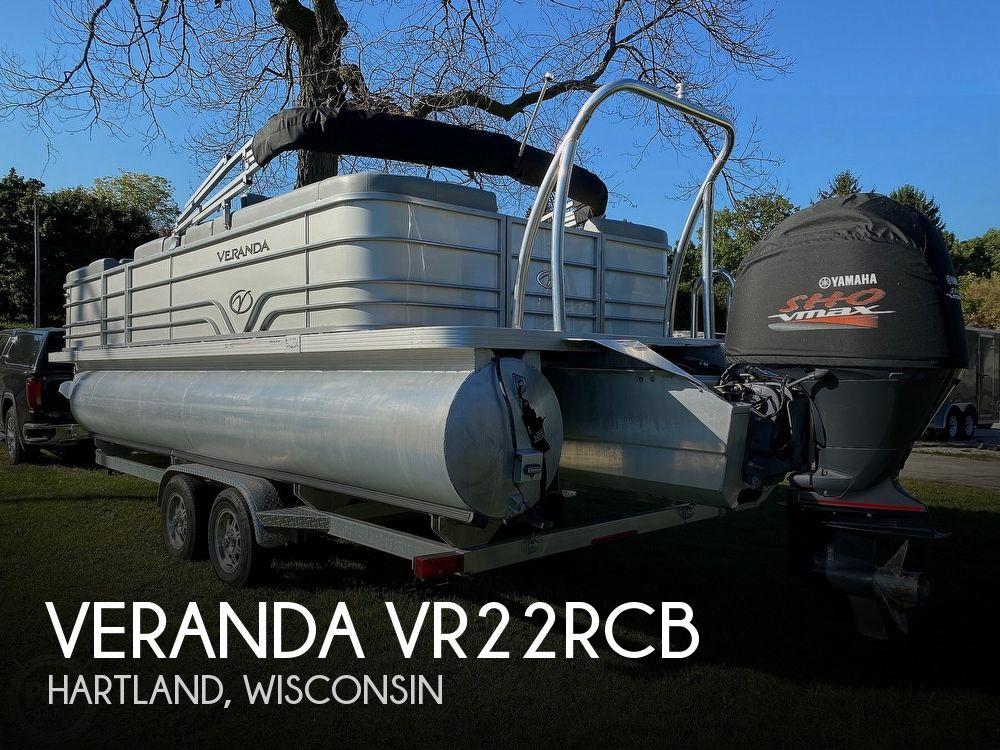2018 Veranda boat for sale, model of the boat is VR22RCB & Image # 1 of 40