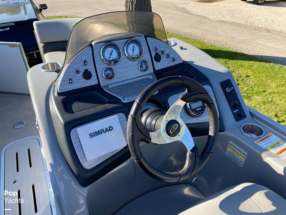 2018 Veranda boat for sale, model of the boat is VR22RCB & Image # 2 of 40