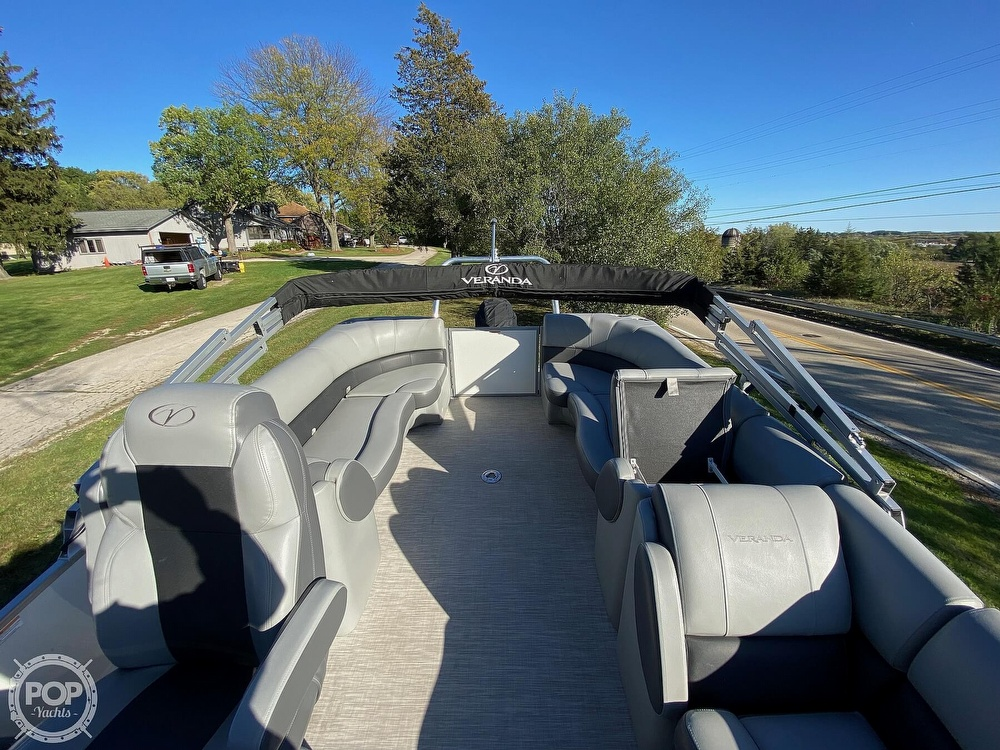 2018 Veranda boat for sale, model of the boat is VR22RCB & Image # 10 of 40