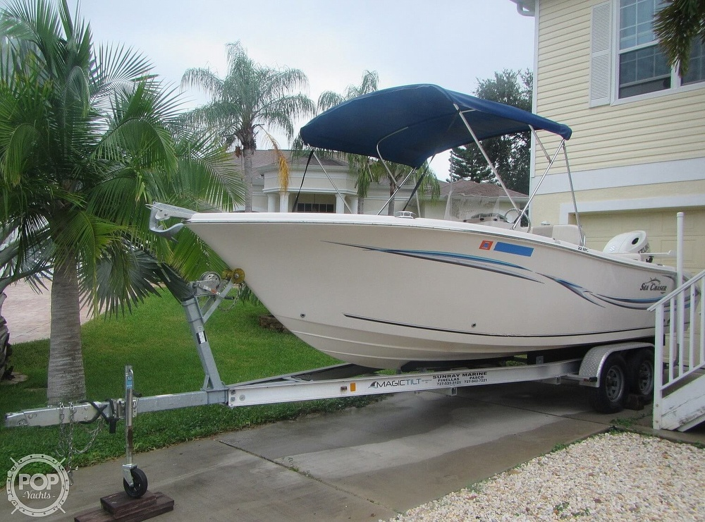 2018 Sea Chaser boat for sale, model of the boat is HFC 22 & Image # 13 of 40
