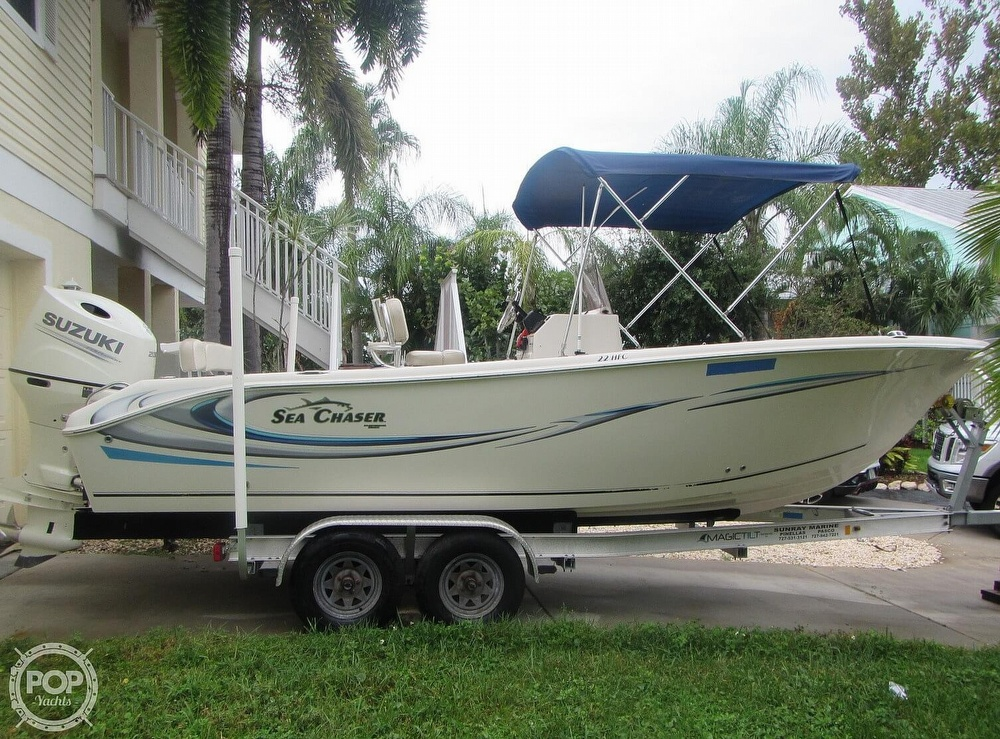 2018 Sea Chaser boat for sale, model of the boat is HFC 22 & Image # 8 of 40