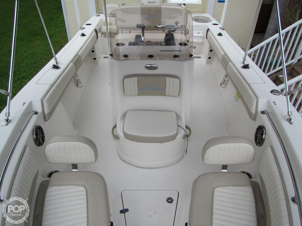 2018 Sea Chaser boat for sale, model of the boat is HFC 22 & Image # 11 of 40