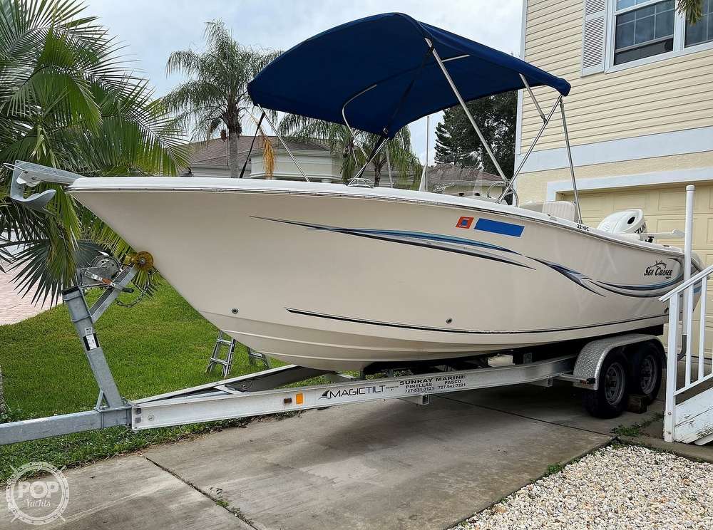 2018 Sea Chaser boat for sale, model of the boat is HFC 22 & Image # 14 of 40