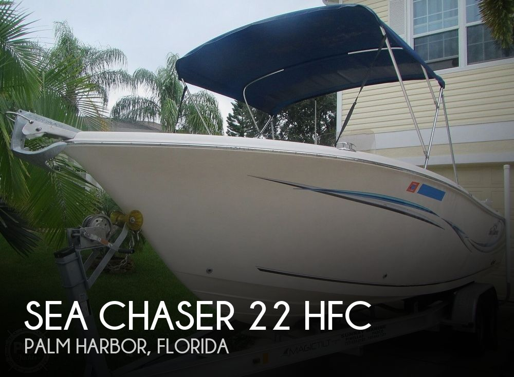 2018 Sea Chaser boat for sale, model of the boat is HFC 22 & Image # 1 of 40