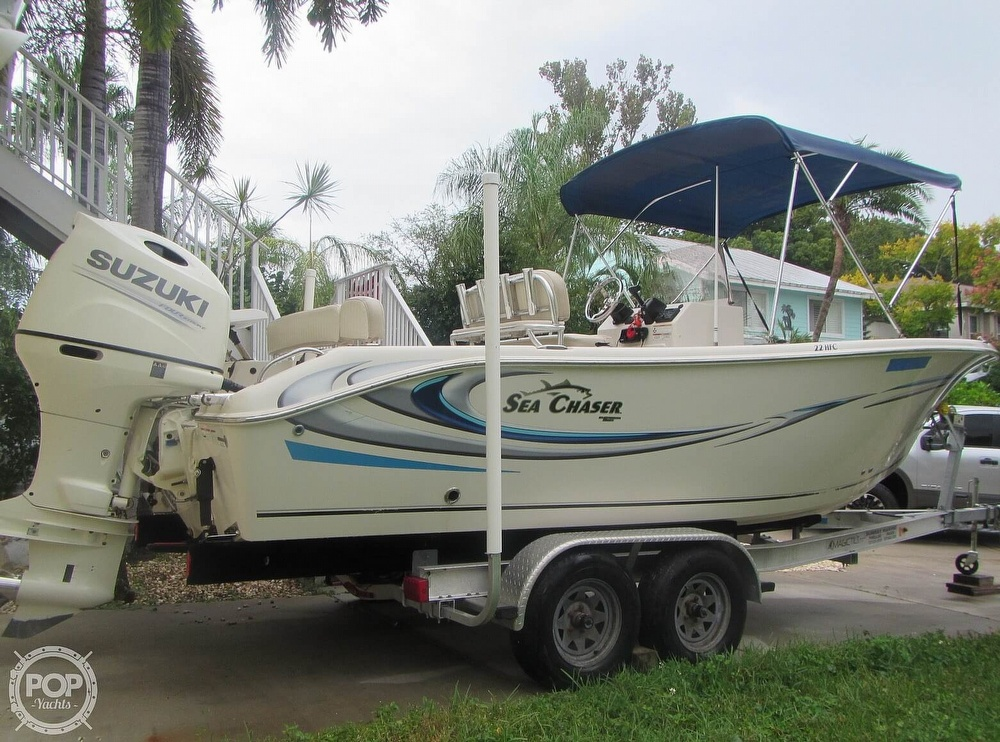 2018 Sea Chaser boat for sale, model of the boat is HFC 22 & Image # 19 of 40