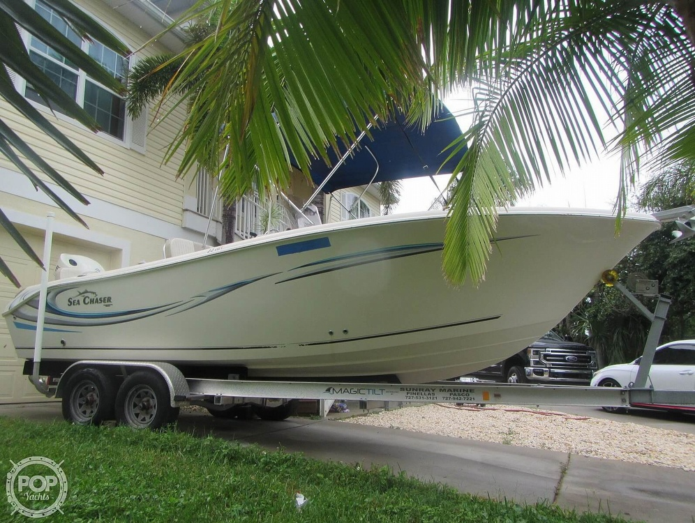 2018 Sea Chaser boat for sale, model of the boat is HFC 22 & Image # 21 of 40